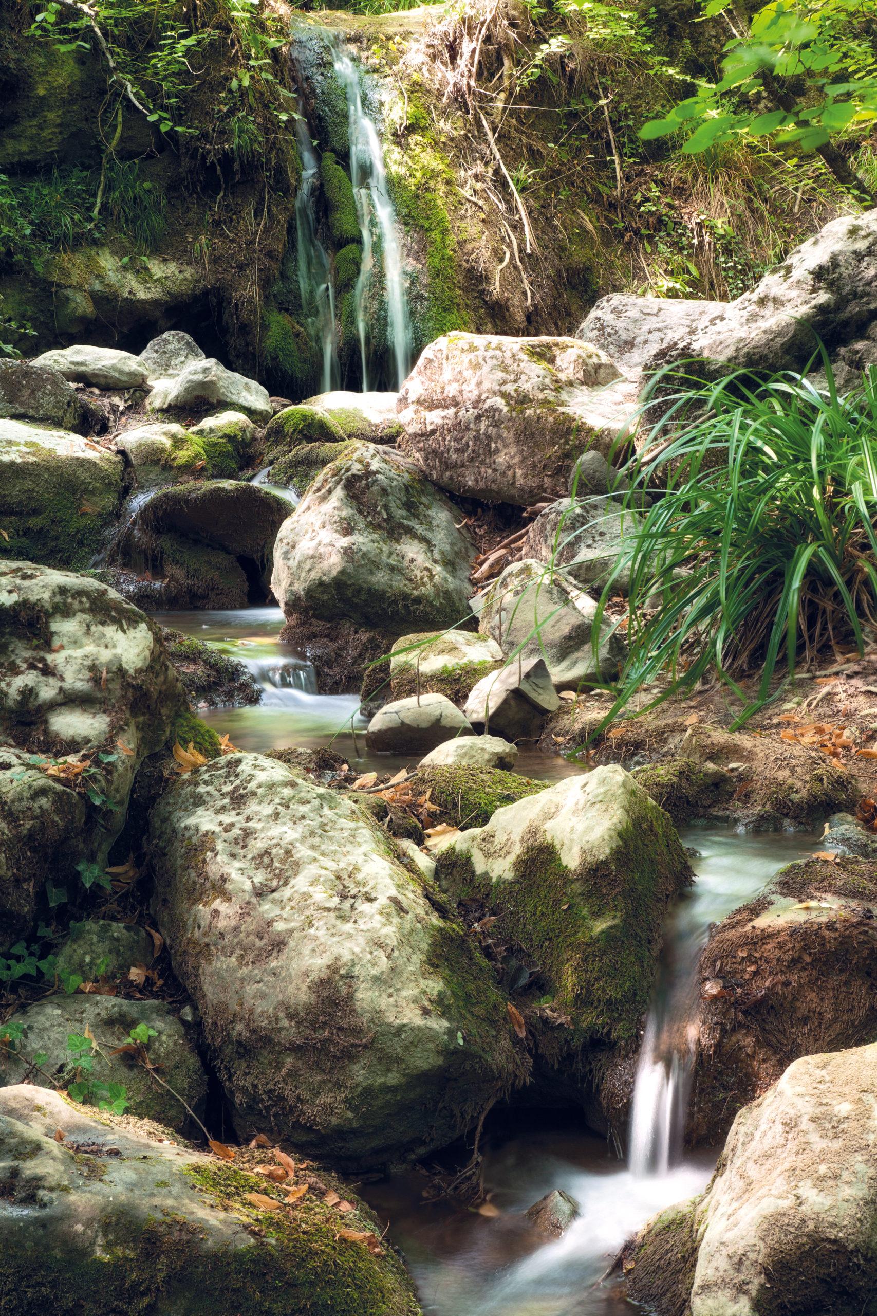 Водопад на Алаке