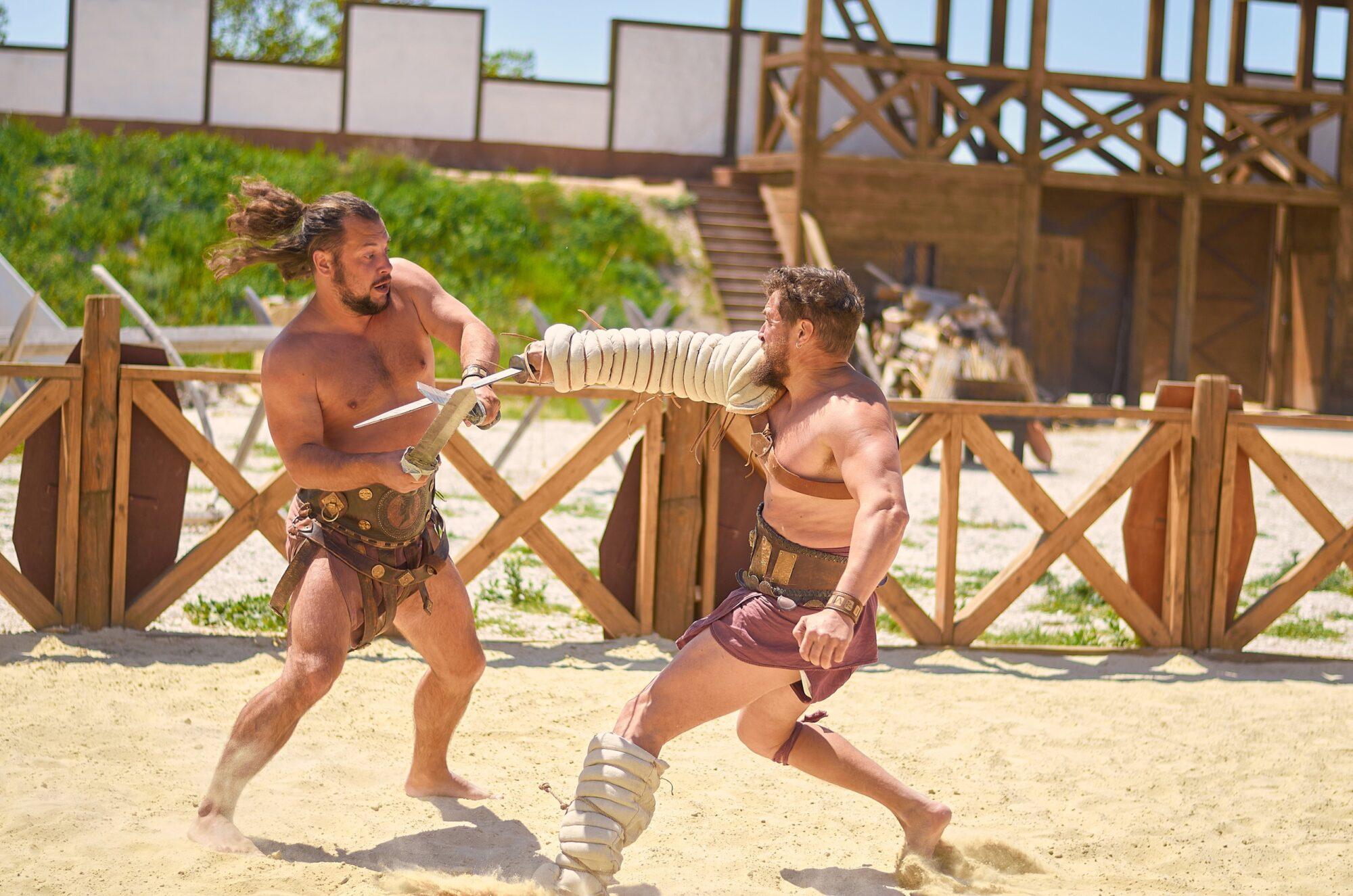 Gladiatory 3
